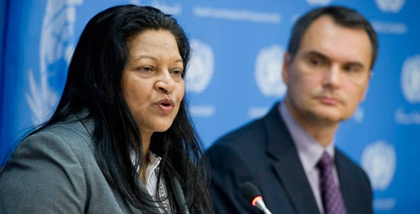"It is a disservice to the UNHRC in general and the people of Eritrea in particular to continue to present Keetharuth as an ""independent"" Rapporteur, when her past and present activities against the State of Eritrea shows otherwise"