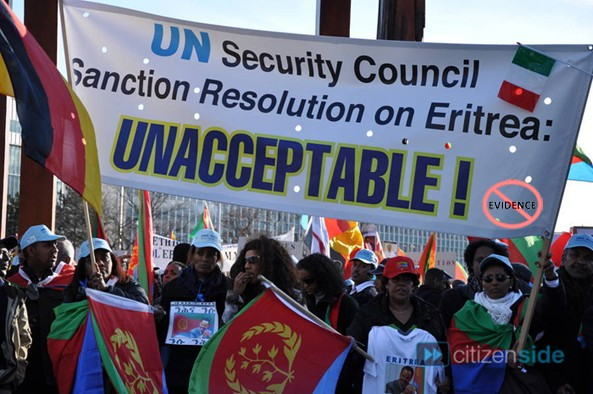 TRUTH is the first Casuality. In the absense of any real or fabricated evidence linking Eritrea with Al-Shabaab, it's time for reason to prevail and sanctions aborgated