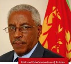 Ambassador Ghirmai Gebremariam (Santim)