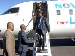 Nova Airways' Maiden Flight to Asmara- Eritrea