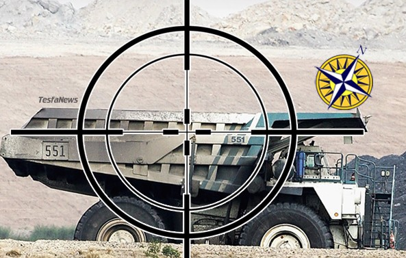 Afeworki Lays Store in Mining Despite the UN