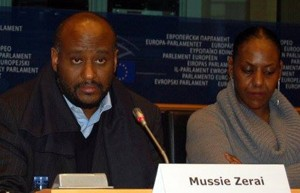 Mussie Zerai and Meron Estifanos on a mission defaming Eritrea and its leadership