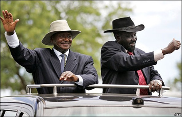 Finally, M7 admits he was fighting rebels led by former VP Dr. Machar along side President Kiir since the start of the failed coup