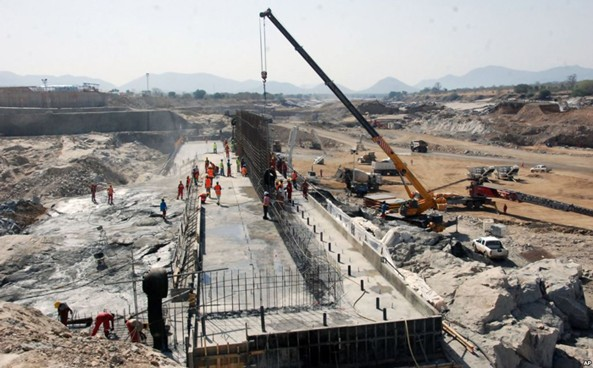 "Ethiopia's ""well-considered"" grand dam is suffering from lack of funds"