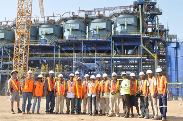 Eritrea 14th Most Attractive Mining Jurisdiction in Africa