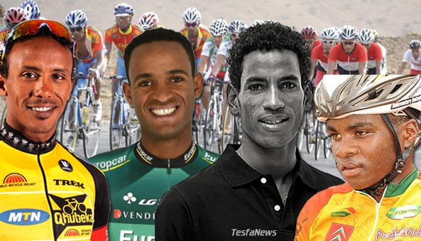 Tour of Gabon Legends. If it was not for the Eritreans, no other black African has ever won a stage in the history of the Tour.