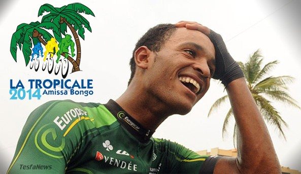 A historic day with the victory of Eritrean Natnael Berhane