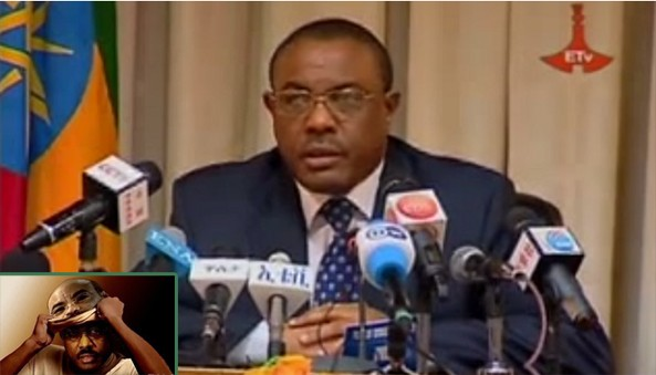 PM Hailemariam Desalegn is reportedly a man of faith but serving the unfaithful TPLF puts him in confusion and awkward position.