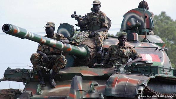 After levelling accusations for the first time of unnamed foreign force of aiding rebels and suffer mass defection of troops to the rebels side, South Sudanese government called for more involvement of foreign forces to fill the gap.