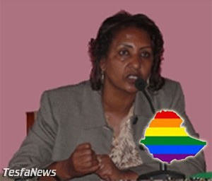 Bizarre. Ethiopian Minister, Zenebu Tadesse, slams Uganda for passing the anti-gay law