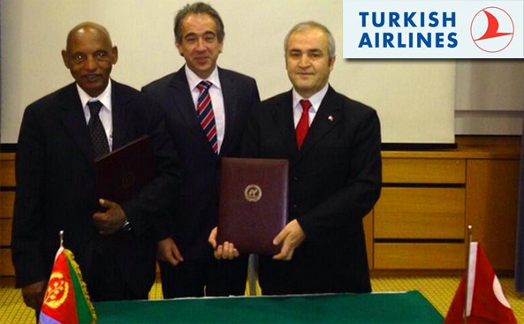 Crowding the Eritrean Skies. The historic aviation signing ceremony between Eritrea and Turkey