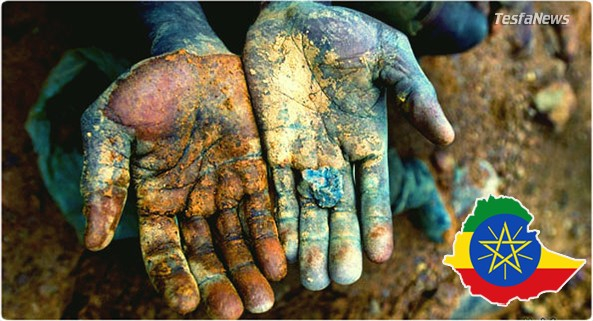 The Ethiopian government who said it has no independent way of verifying mining revenues last year reports the earning of over USD 400 million from gold supplied by mainly artisanal miners.
