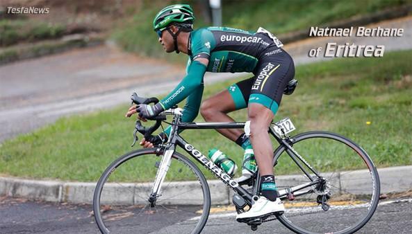African Cycling hero Natnael Berhane seeking to Win Tour de France