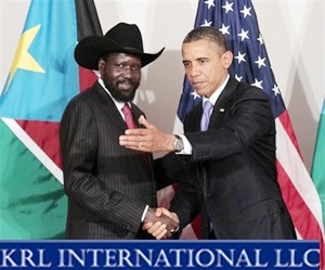 U.S. Lobbying firms working to improve U.S. - South Sudan relation