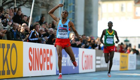 Eritrea's team title brought Tadese's medal tally at the World Half Marathon Championships to a record 13, six of them gold. Despite Zersenay Tadese's fourth place, Eritrea's team gold medal is a great milestone for the future of Eritrean marathon as it puts other Eritrean athletes on the map.