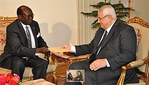 south sudan military Cooperation pact with Egypt and its implication