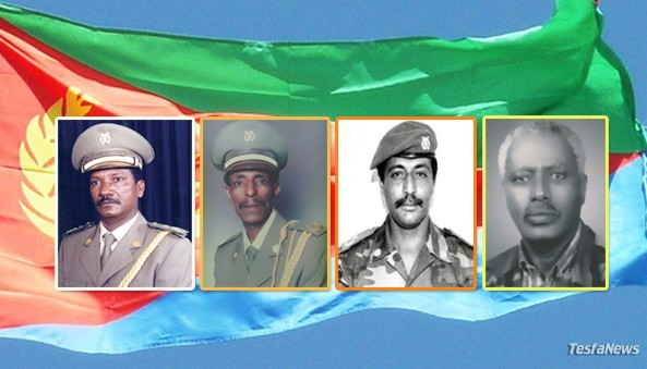 Eritrean heroes picked Eritrea's documents from the dust-bin of the UN archives, dusted-it-off and handed them back after rewriting the history anew.