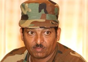 Major General Philipos, EDF Chief of Staff