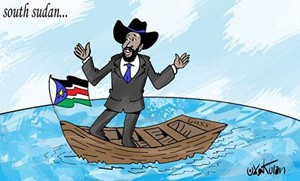 In the high sea of South Sudanese conflict, avowed enemies of Eritrea are attempting to extend the sanction from upto South Sudan on trumped up charges.
