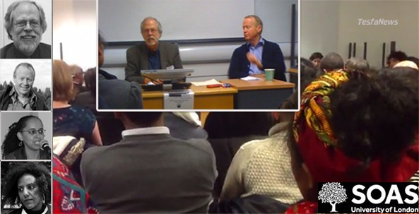 """Futile Exercise. The series of seminars on Eritrea at the SOAS London might be another """"rabbit out a hat"""" (trick) to create a new momentum for another wild trumped-up charge as a pretext to impose another series of Sanction on Eritrea ..."""