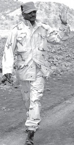 Maj. General Gebregziabher Andemariam (Wuchu): 1950 – 2014