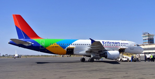 Eritrean Airlines Launches Flight to Port Sudan