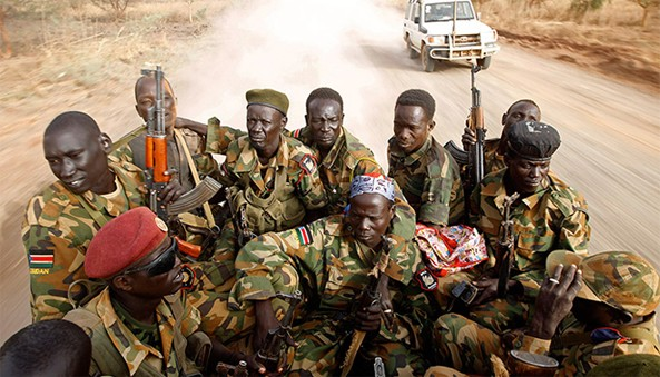 Nuer generals began to defect in Jonglei, Unity and Upper Nile states in response to alleged ethnic-based killings in the capital.