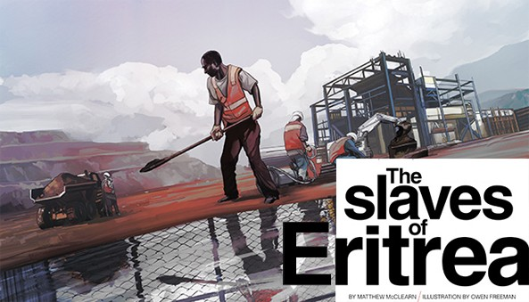 Eritrea: The 'Slaves' That Earn More Than the President