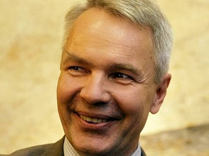 Finland's International Development Minister Pekka Haavisto heading to Asmara