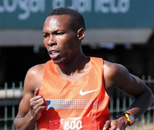 eritrean Zersenay Tadese, the six-time World champion on the roads and at cross country, lost his course record of 1:00:31 he set last year by Kenyan Bedan Karoki today