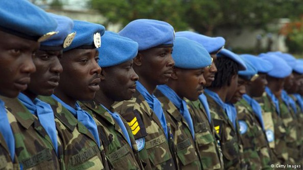 Ever since the Government of South Sudan seized UN weapons shipment loaded with RPGs and other riffles on 12 trucks labeled as 'Construction materials', the relation between the world body and the government deteriorated sharply. Today the government asked the highly embarrassed UN not to look for excuses and rush to impose sanctions without verification of wrong doings by the government from independent monitors.
