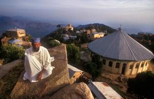 Debre-Bizen Monastery