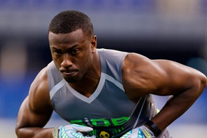 Nat Berhe's exceptional instincts, fearlessness, versatility and cover ability brought him a $668,400 per year contract in the NFL with the New York Giants