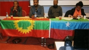 ONLF and OLF vowed to work together aginst the brutal regime in Ethiopia