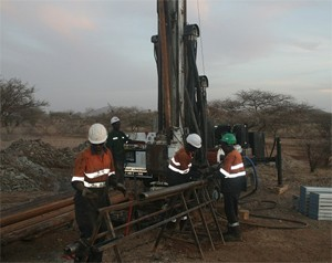 The third batch of assay results at the Yacob Dewar prospect on the Haykota project demonstrates another excellent grade mineralisation