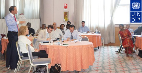 The Eritrea Development Partners' Forum revived