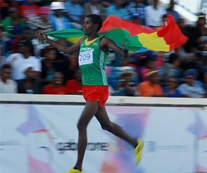 FREE at last? Ethiopian athlete abscond in Botswana and flee to South Africa
