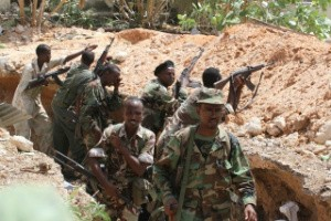 Ethiopia's Liyu police militia and Somali government troops suffers defeat at a fighting with Al-Shabab in Bakool province of Somalia