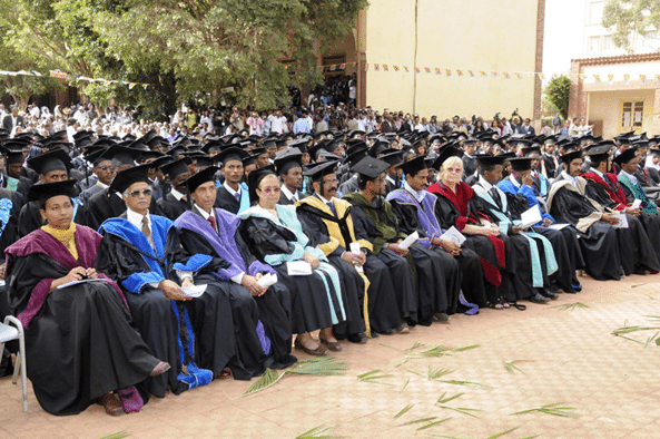 Higher number of graduates being shown annually attests to the soundness of government's policy and strategies in connection with education