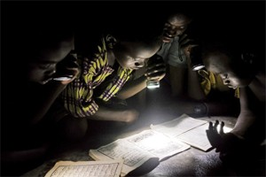 Only 23 percent of Ethiopians have access to electricity