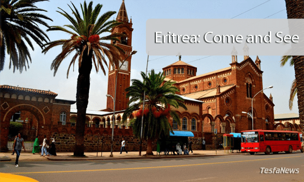 Eritrea, an island of peace and harmony