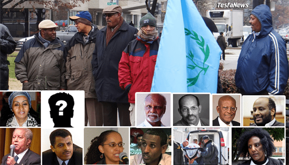 These are the individuals and groups who make up the Eritrean Quislings League (EQL)