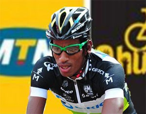 Daniel Teklehaimanot the Eritrean rider who aims to pave the way for a generation of African talent in the World Tour