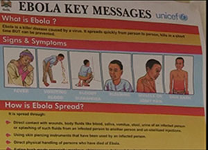 The current Ebola outbreak, which began in Guinea in March, is considered to be the world's largest ever