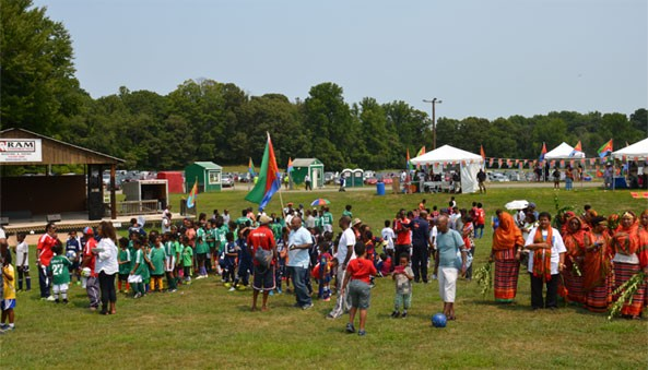 Eritrean community members in Washington DC and its environs conducted annual festival with patriotic zeal last weekend depicting cultural heritage and national values