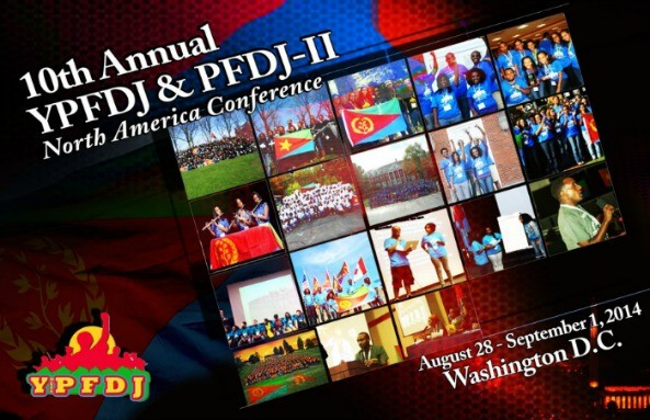 """The 10th Annual YPFDJ and PFDJ II Conference in North America was held in Washington D.C. between August 28th - 31st, 2014 under the theme """"Culture and Identity""""."""