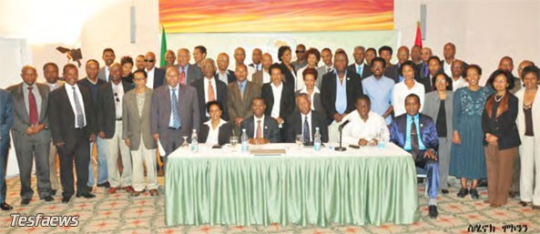 AGREED. Eritrean Civil Society Organizations will have more active participation in the current ECOSOCC election process and help accelerate the momentum towards the establishment of a 2nd Permanent General Assembly of ECOSOCC.