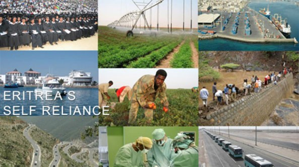 Eritrea has set its priorities inorder and start using its national wealth for economic emancipation by actively engaging its citizen in the national development activities. Thanks to that, the country is now well ahead of other African countries in health, education, infrastructure and women's rights