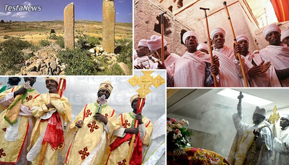 Dating back to the 9th century BC, Ge'ez is an extinct language that is used only in the liturgy of the Ethiopian and Eritrean Orthodox churches.