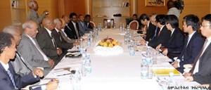 Eritrean-Japanese Consultative Meeting underway